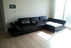 Max9003A Leather L-Shape Sofa