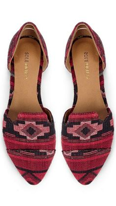 Woven d'orsay flats Greed, Flat Sandals, Shoes Sandals, Sock Shoes, Shoe Boots, Preppy Style, Shoe Closet, Me Too Shoes, Fashion Shoes