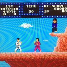 On instagram by twitchofgod #nes #microhobbit (o) http://ift.tt/1KdQa2k is now playing Karate Champ on #NES! The original fighting game! #Classic #GodIsAGamer #GodIsOldSchool