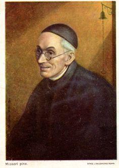 Hermano JOSE FIGUEROA, de la Compañía de Jesús (1865-1942), ejemplo de piedad, humildad, prudencia y alegre servicio en su tarea de Portero del Colegio de la Inmaculada Concepción de Santa Fe.