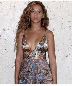 Beyoncé. She looks so innocent and ageless.