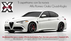 Foto: Più potenza alle emozioni. #Alfa #Romeo Giulia non vi è bastata? Le…