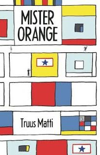 Piet Mondrian in a historical fiction book for kids. (for unit on WWII) Review by The Fourth Musketeer.