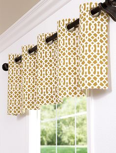 Kitchen Window Ideas (Modern, Large, and Small Kitchen Window Dressing Ideas) Kitchen Window Coverings, Kitchen Window Valances, Kitchen Window Treatments, Kitchen Curtains, Bathroom Curtains, Valences For Windows, Curtains With Blinds, Kitchen Window Dressing, Custom Drapes