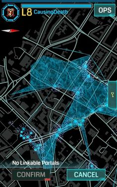 Blue Dolphin. Dortmund (Germany) Ingress Resistance  Enlightened