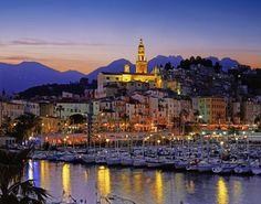 Cap d'Antibes on the Cote d'Azur