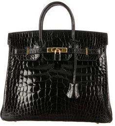Hermès Shiny Alligator Birkin 32 http://www.shopstyle.com/action/loadRetailerProductPage?id=469951025&pid=uid1209-1151453-20
