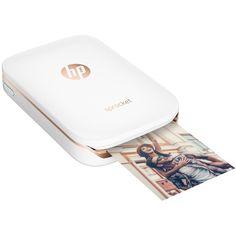 Impresora fotográfica portátil HP Sprocket blanca · Electrónica · El Corte Inglés