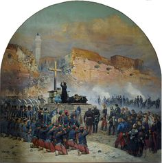 The French expedition to Constantine in 1837 was commanded by General Charles de…