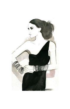 .: Jessica Durrant Fashion Illustrations
