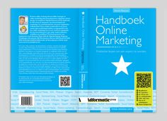 Cover Handboek Online Marketing 2013 #hom3 Marketing Mobile, Online Marketing, Storytelling, Management, Thankful, Content, Cover, Blogging