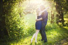 Portraitfotografie von Miriam Peuser Photography www.miriampeuserp... portrait | love | couple | summer | kiss