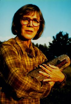 The Log Lady, Twin Peaks