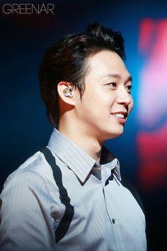 [HQ PICS] 140920 JYJ's Concert in Shanghai 'RETURN OF THE KING' – Park Yuchun, Part 2 | JYJ3