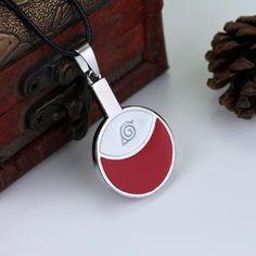 Naruto Uchiha - Necklace    https://the-gift-shack.com/collections/naruto/products/naruto-uchiha-necklace