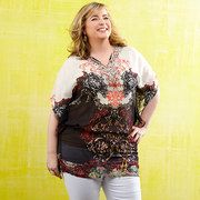 Save up to 75% off during the The Fashion Flow in Plus-Sizes event on #zulily today!
