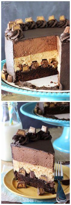 Peanut+Butter+Chocolate+Mousse+Cake+.jpeg 559×1,600 pixels