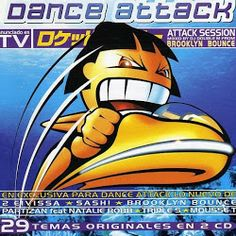 Dance Attack (1998) (Compilation) (128 Kbps) (Club Tools) (0064832 CLU)