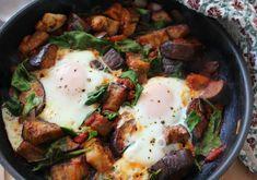 Sumac Eggs