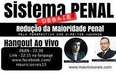 Redução da maioridade penal em debate (Hangout ao vivo) - Canal Ciências Criminais