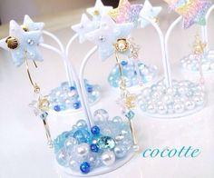 {6B5F94B5-C70E-4191-8FB1-4CEF0CA504E9:01} Resin Jewelry, Jewelry Crafts, Glass Jewelry, Kawaii Jewelry, Cute Jewelry, Bath And Body Works Perfume, Unicorn Fashion, Unicorn Jewelry, Beautiful Collage