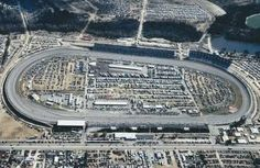 """Rockingham Speedway in NC, built in 1965. The final NASCAR Nextel Cup race at Rockingham was held on February 22, 2004 with Matt Kenseth winning the event. NASCAR returned to """"The Rock"""" with the Camping World Truck series in April of 2012, with Kasey Kahne winning the event."""
