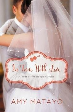 Hooray!  The April novella in the current Year of Weddings series is now available.