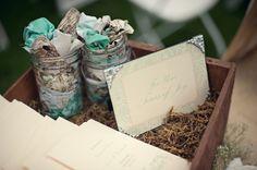 Elegant Vintage Themed Wedding favors handkerchiefs