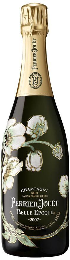 Perrier Jouet Belle Epoque Champagner #luxury