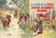 Enid Blyton's Fifth Brer Rabbit Book by Enid Blyton