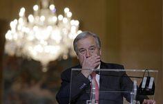 Governo enganado por Merkel no apoio a Guterres. António Guterres, novo secretário geral das Nações Unidas? Só falta a aclamação.