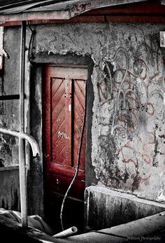 The door that leads deep