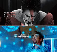 "Tony Stark, ""Iron Man 2"""