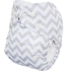 1 BABY AI2 PRINT RE-USABLE CLOTH DIAPER NAPPY+1 INSERT S33