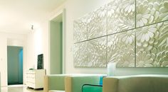 Newdecor 3D Wall Art | Walls that Wow @ The Home