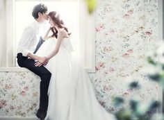 Korea Pre-Wedding Studio Photography by May Studio on OneThreeOneFour 8
