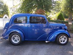 1948 Ford Anglia.  I have ALWAYS wanted one of these.