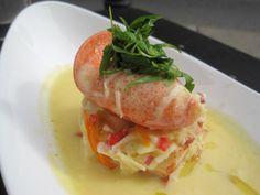 Lobster Ceviche #joescrabshack