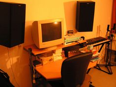Home Studio    Music Studio