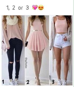 *a c v* outfits in 2019 ropa Cute Teen Outfits, Cute Outfits For School, Teenage Outfits, Teen Fashion Outfits, Cute Fashion, Outfits For Teens, Pretty Outfits, Stylish Outfits, Beautiful Outfits