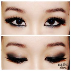 Makeup Like A Pro: The Complete Tutorial To Makeup Skills And Techniques - Learn 7 Makeup Tips And Tricks To Make Your Eyes Look Amazing! (Makeup, Skin Care, Beauty Tips) 2ne1, Cute Makeup, Makeup Looks, Pretty Makeup, Lipstick Colors, Lip Colors, Make Up Inspiration, Makeup Tips, Makeup Ideas