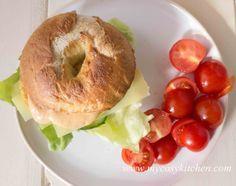 Lunchbagel! http://mycosykitchen.com/2015/03/06/lunchbagel-egg-cheese-comebacksauce/