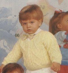 Tricotando para o Neném: Pulôver amarelinho p/ o seu bebê!!!  http://tricotando-para-o-nenem.blogspot.com.br/