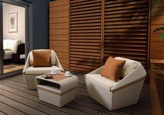 Outdoor Small Lounge Set - Higold Amigo