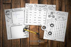 3 nowe gry klasowe - Printoteka.pl #spinner, #game, #printoteka