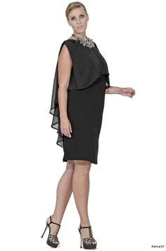 8402eb9632eb abito donna tubino vestiti sophia curvy taglie forti comode 58 60 62 64