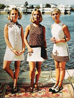 vintage seventeen magazine fashion images from the to the 60s And 70s Fashion, Timeless Fashion, Teen Fashion, Retro Fashion, Vintage Fashion, Vintage Clothing, Seventies Fashion, Vintage Beauty, Womens Fashion