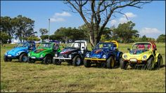 Rugby Buggies