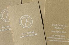 30 Foil Blocked Business Card Designs