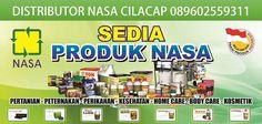 Distributor Nasa Cilacap. Stockist Nasa Cilacap. Distributor Produk Nasa di Cilacap. Agen Nasa di Cilacap hub 089602559311. Distributor Nasa di Cilacap